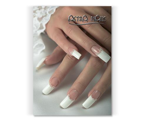 Plagát - svadobné nechty